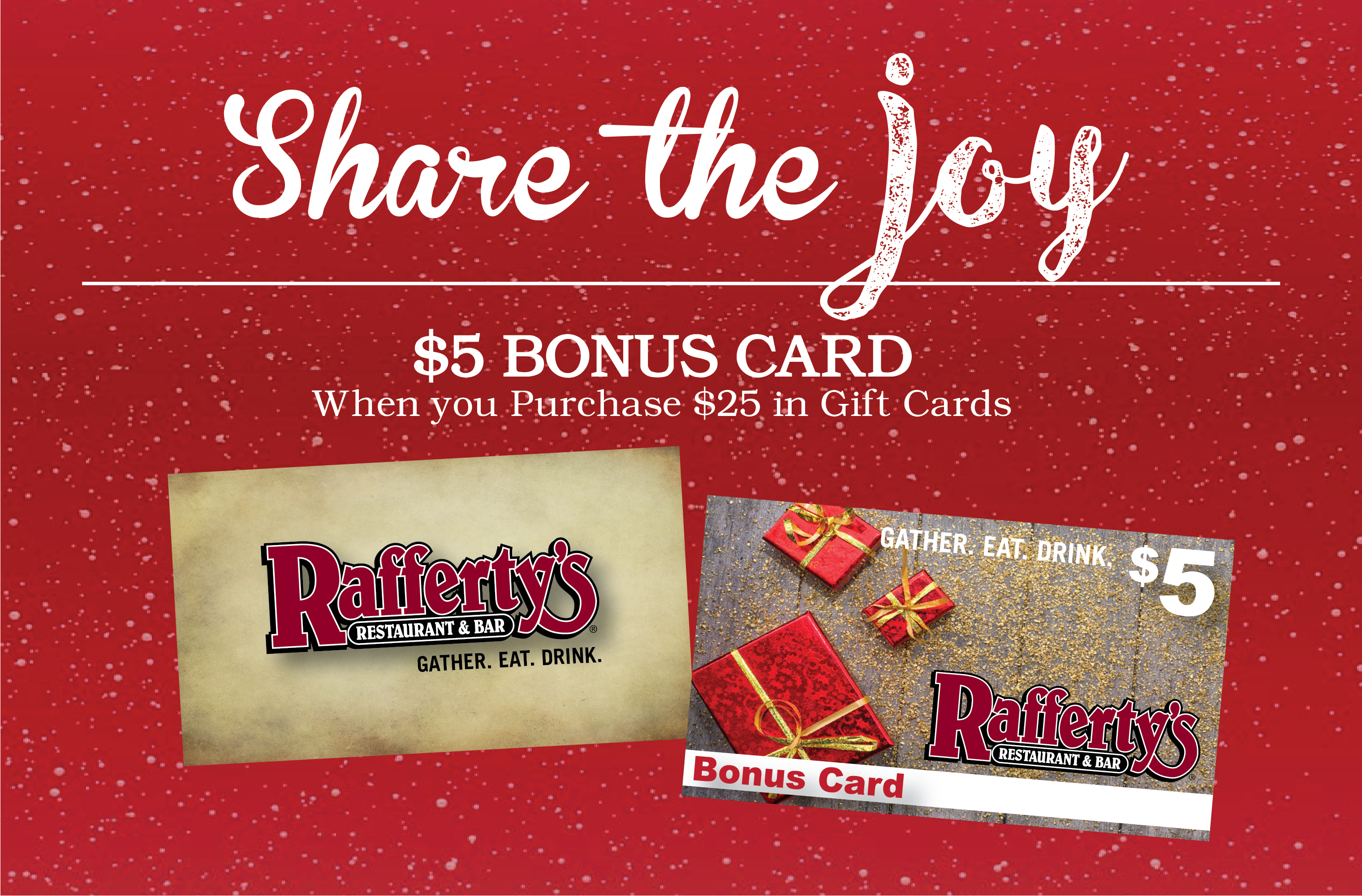 Rafferty's coupons